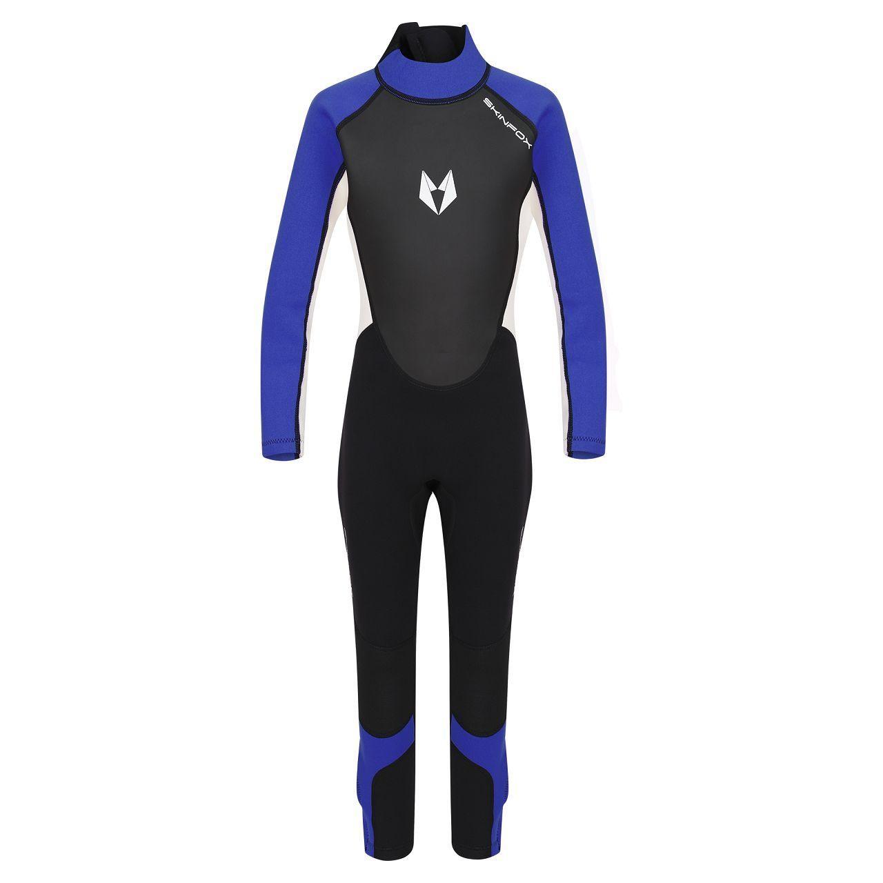 SKINFOX SCOUT 1-16 god. Dječji kupaći kostim u kupaćem kostimu u plavom odijelu